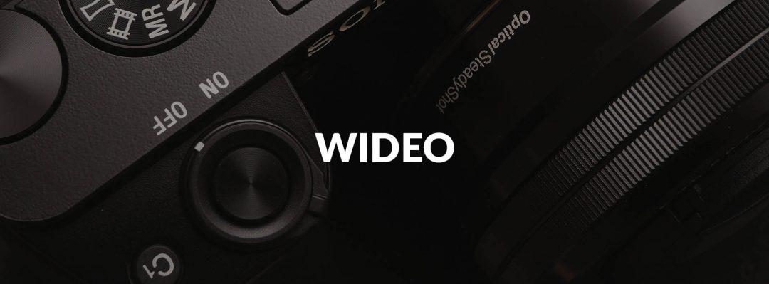wideo kamera