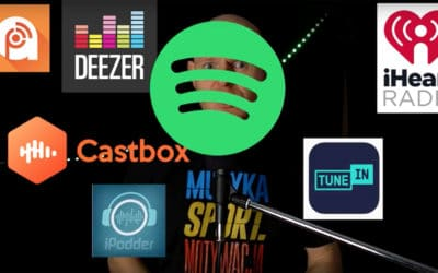 Gdzie wrzucić swój podcast: Apple Podcast, Spotify, Google Podcast