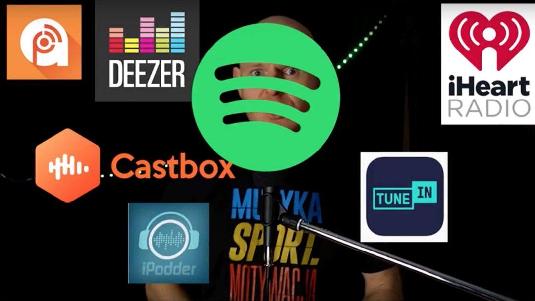gdzie wrzucić swój podcast google podcast apple podcast spotify