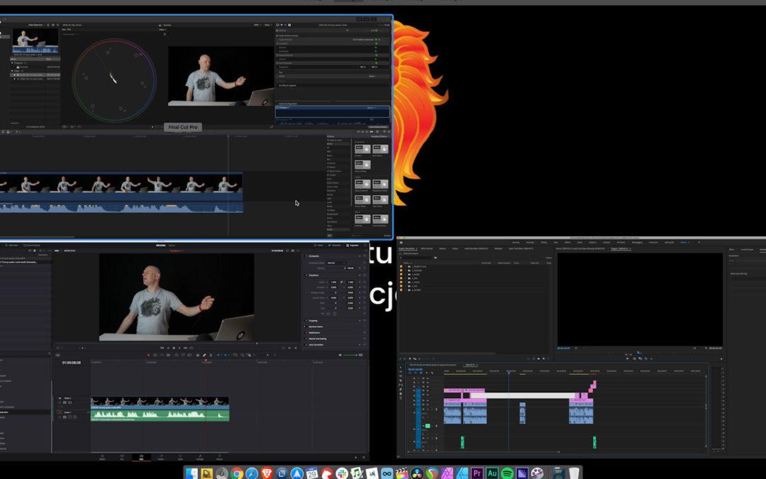 Jak szybko poprawić dźwięk we vlogu lub podcaście?
