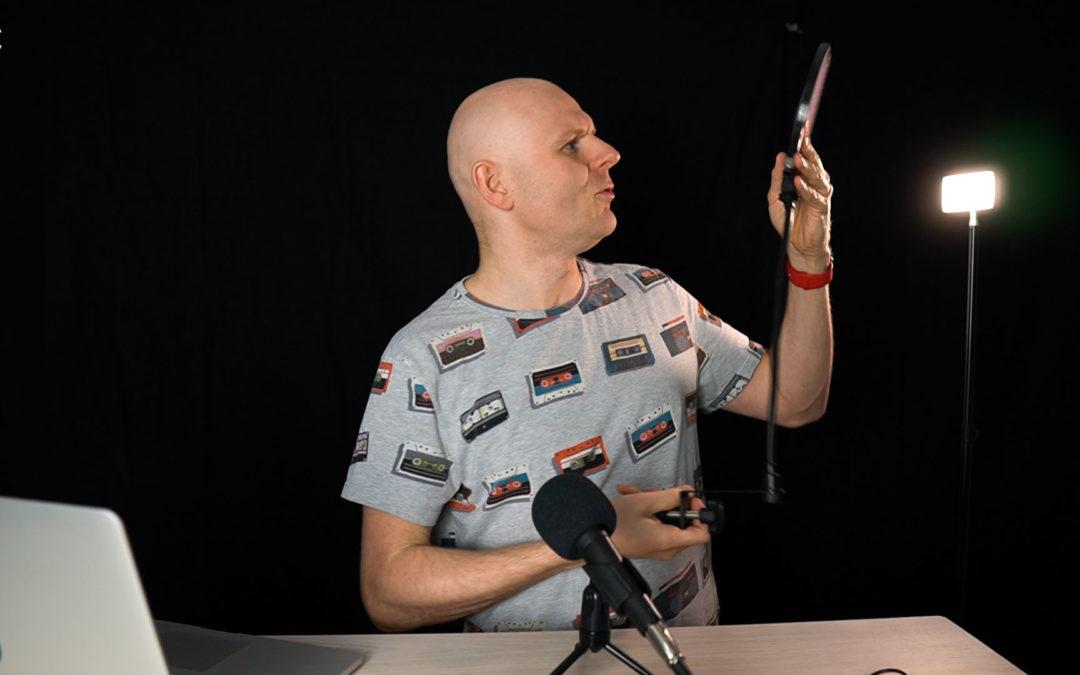 Jaki potrzebuje sprzęt do nagrywania podcastu?