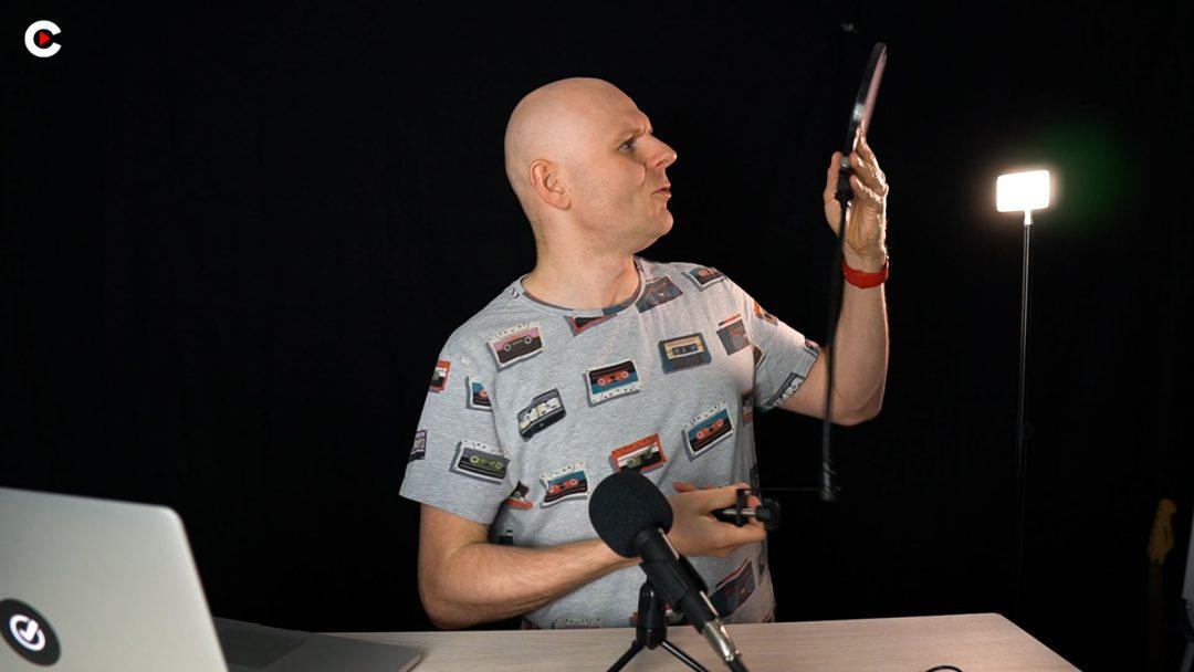jaki potrzebuje sprzęt do nagrywania podcastu